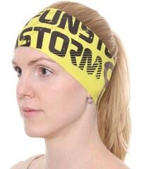Sportovní čelenka Funstorm Ralpa yellow ONE SIZE