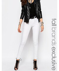 Noisy May Tall - Paris - Jegging - Blanc - Blanc