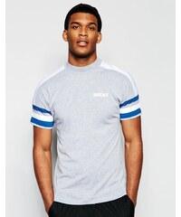 Rascals - T-Shirt mit Rollkragen - Grau