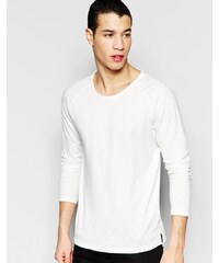 Selected Homme - Top manches longues - Beige