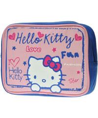 Hello Kitty Scribble - Make-up Pouch Kulturtasche Kosmetiktaschen 1 Stück