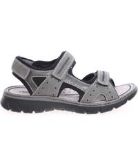 Rieker pánské sandály 26757-40 šedé