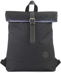 Batoh Enter Fold Top Backpack Black