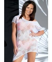 Plážové šaty AVA SP1 Bílá