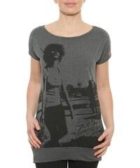 Dámské tričko Funstorm Elsy dark grey S