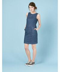 Chino Kleid Vintage Denim Damen Boden
