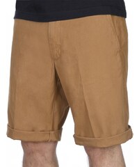 Carhartt Wip Johnson Midvale short brown garment dyed