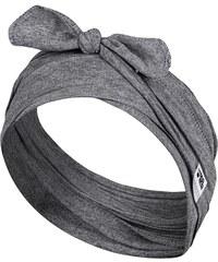 Lamama Dívčí čelenka - tmavě šedá
