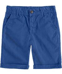 LamaLoLi Bermuda blau in Größe 104 für Jungen aus 100 % Baumwolle