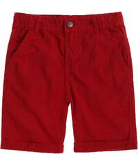 LamaLoLi Bermuda rot in Größe 104 für Jungen aus 100 % Baumwolle