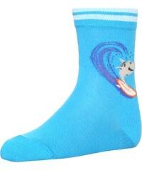 Falke Socken blue