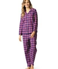 Dámské propínací pyžamo COMTESSA Country - 46