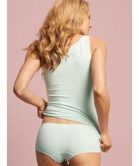 CHANGE Lingerie Bokové bavlněné kalhotky CHANGE Seamless Mint Pale - L