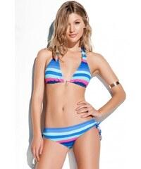Dvoudílné plavky PHAX Essential Color Stripes triangle - M