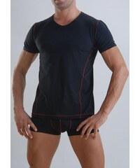 Pánské bambusové tričko s krátkým rukávem GERONIMO 958t3 - M