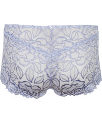 CHANGE Lingerie Francouzské kalhotky CHANGE FLORENCE modré krajkové - 38