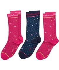 Pferdefreunde Socks Mädchen Kniestrümpfe 3274o