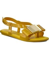 Žabky MELISSA - Melissa Flat Lovely Ad 31688 Yellow 01191
