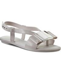 Žabky MELISSA - Melissa Flat Lovely Ad 31688 White