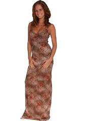 PrettyWomen Šaty do společnosti krajkové - S