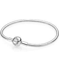 Pandora Damen-Armband mit Kugelverschluss 590728-17, 17 cm
