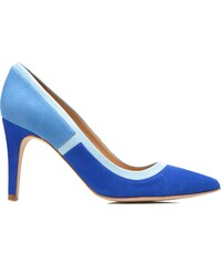 Made by SARENZA - Notting Heels #1 - Pumps für Damen / blau