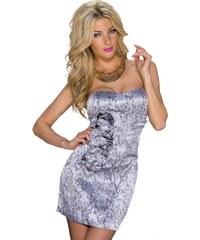 JapanStyle Plesové šaty krátké - XL