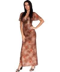PrettyWomen Zlevněné plesové šaty dlouhé - M