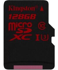 Kingston Speicherkarte »microSDXC Class 10 UHS-3 ohne Adapter, 128GB«