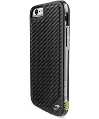Pouzdro / kryt pro Apple iPhone 6 / 6S - X-DORIA, DEFENSE LUX BLACK CARBON - VÝPRODEJ