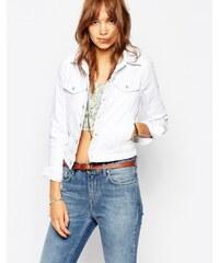 Pepe Jeans - Veste en jean - Blanc