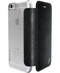 Pouzdro / kryt pro Apple iPhone 6 / 6S - X-DORIA, ENGAGE FOLIO LUX BLACK