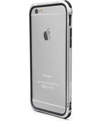 Bumper / ochranný rámeček pro Apple iPhone 6 / 6S - X-DORIA, DEFENSE GEAR SILVER - VÝPRODEJ