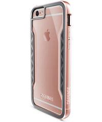 Pouzdro / kryt pro Apple iPhone 6 / 6S - X-DORIA, DEFENSE SHIELD ROSE GOLD - VÝPRODEJ