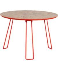 Zuiver Konferenční stolek OSB, velký, red