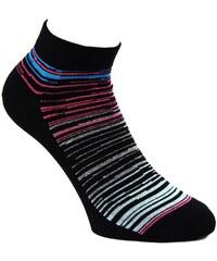 Ponožky Funstorm Belax - 3 pack black 38-39