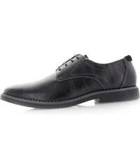 Ideal Pánské tmavě hnědé boty Darmel