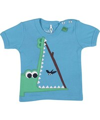 Fred's World by Green Cotton Baby - Jungen T-Shirt Crocodile S/sl Fly T Baby