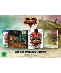 Capcom Street Fighter V Limited Edition Steelbook »(PS4)«