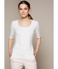 COMMA Sportliches 1/2-Arm Shirt mit schönen Details