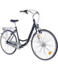 CHRISSON Citybike (Damen) »RELAXIA 2.0 schwarz, 71,12 cm (28 Zoll)«