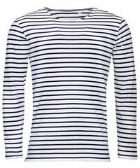 Selected Homme Bílá košile bez límečku Selected Donecal. Detail produktu ·  SOL S Pánské pruhované tričko s dlouhými rukávy 2fd2a9ac8f