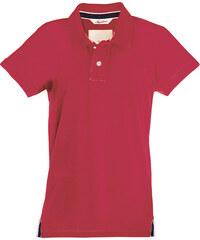 Pánská Vintage polokošile - Červená S