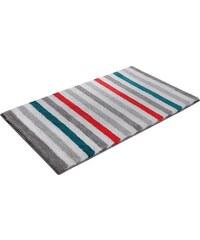 Esprit Home Badematte Line Stripe Höhe 20 mm rutschhemmender Rücken grau 2 (55x65 cm),3 (60x100 cm),4 (70x120 cm)