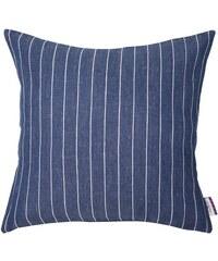 Kissenhüllen Easy Linen (1 Stück) Tom Tailor blau 50x50 cm