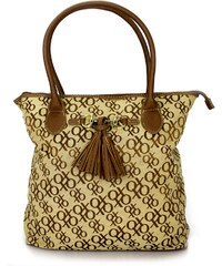 XOXO XH51042 Eyelana Jacquard Tote Handbag