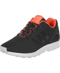 adidas Zx Flux chaussures core black / solar orange