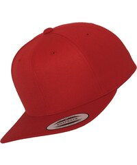 Flexfit Classic Snapback red