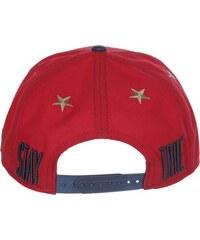 Cayler & Sons Wl Stay true Snapback true red/deep navy/gold