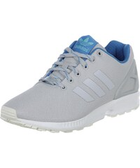 adidas Zx Flux chaussures lgh solid grey/ shock blue
